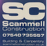 Logo of Scammell Construction Ltd