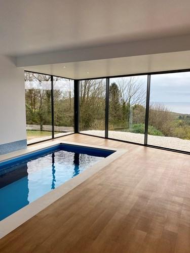 Image of indoor pool