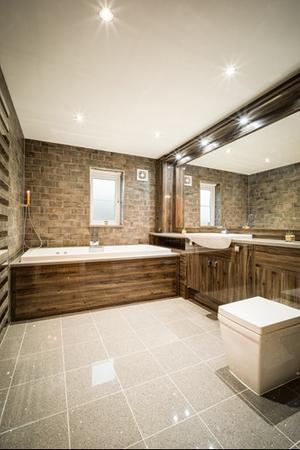 Image of new bathroom