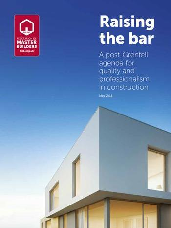 Raising the bar front cover