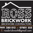 Logo of Ross Brickwork Ltd