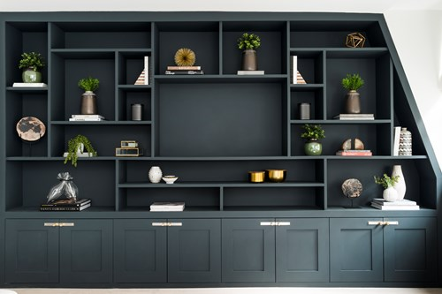 Picture of shelving