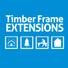 Logo of Timber Frame Extensions LTD