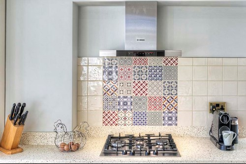 Image of kitchen hob