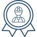 Badge of quality