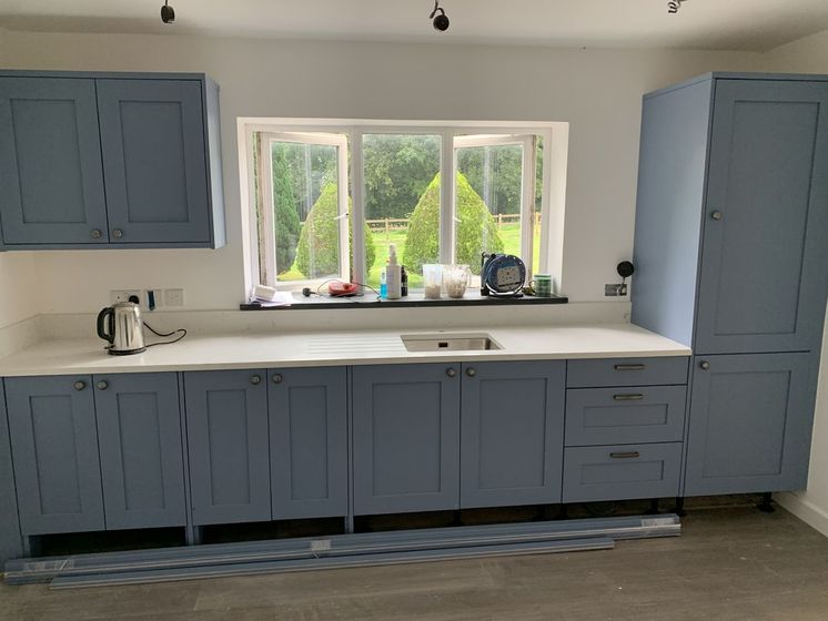 Project delivered by Dale Chadwick Carpentry & Construction Ltd