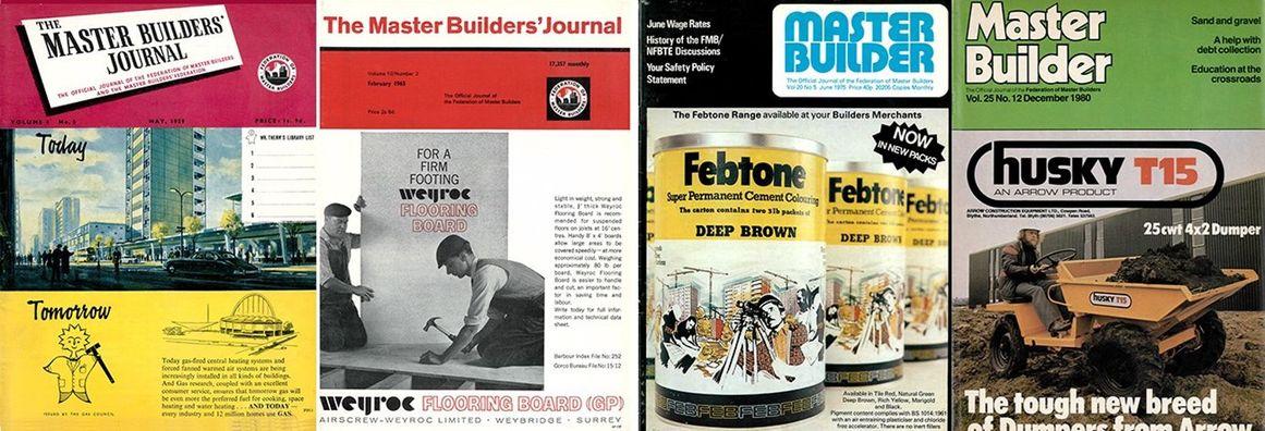 Master Builder magazine