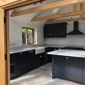 Image of new kitchen extension