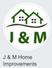 Logo of J & M Home Improvement & Construction Ltd
