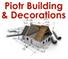 Logo of Piotr Building & Decorations