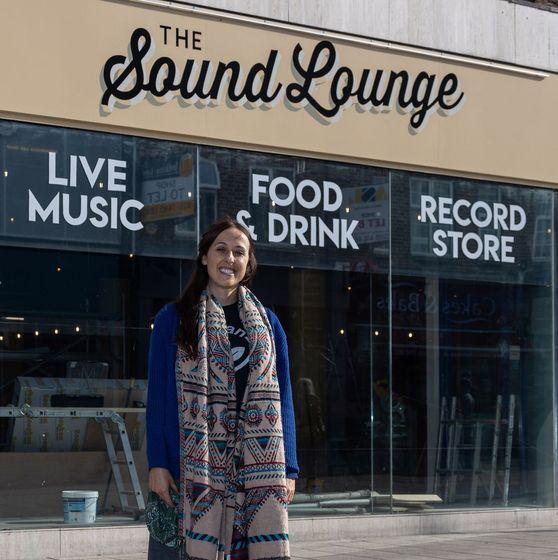 VIY Sound Lounge project