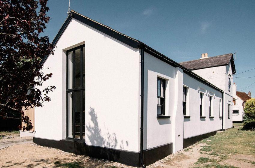 D&P Construction (South East) Schoolhouse Home Conversion