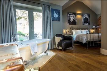 Image of beautiful bedroom