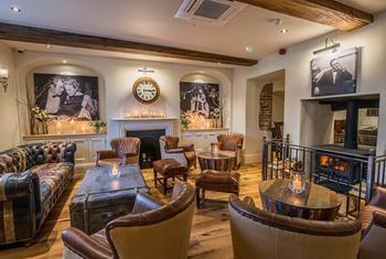 Picture of interior pub